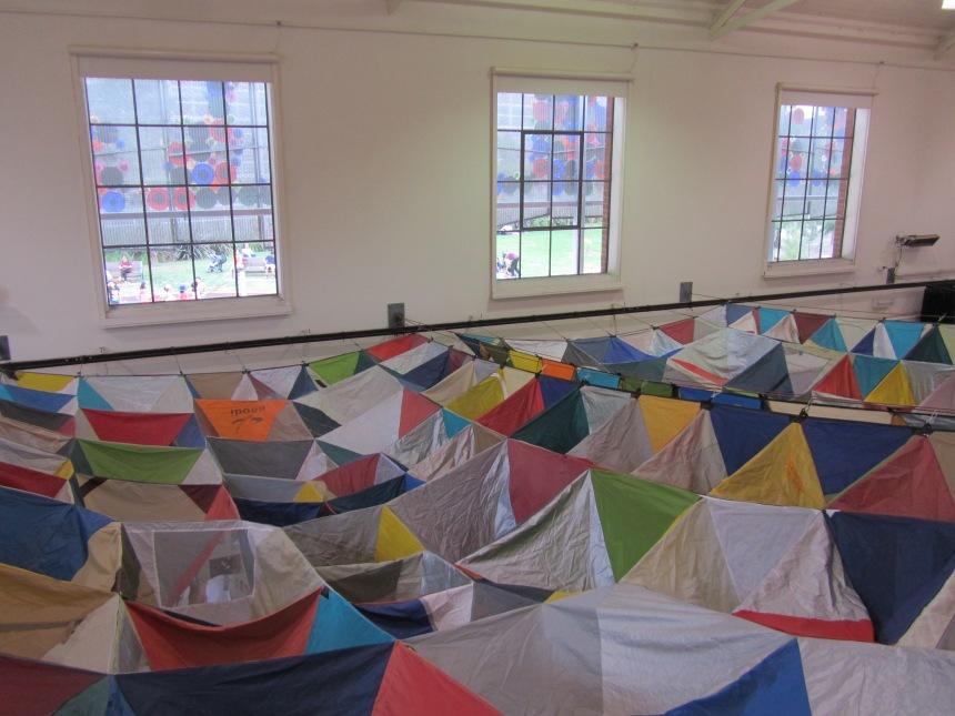 Sky.of.tents ARTPLAY Triangulate