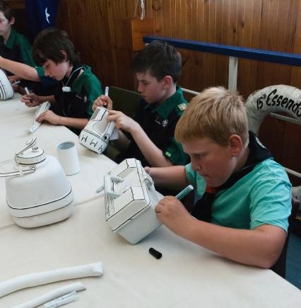 15th Essendon Sea Scouts Workshop
