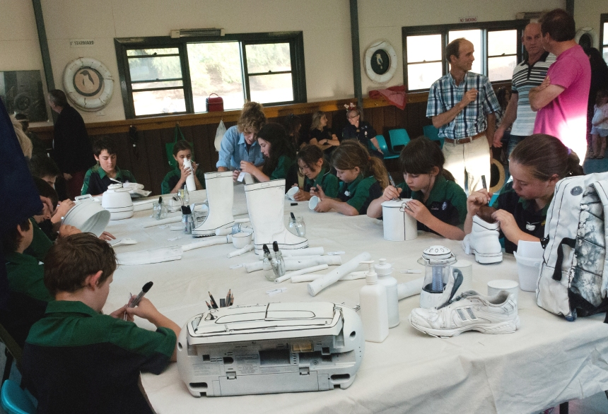 15th Essendon Sea Scouts Workshop