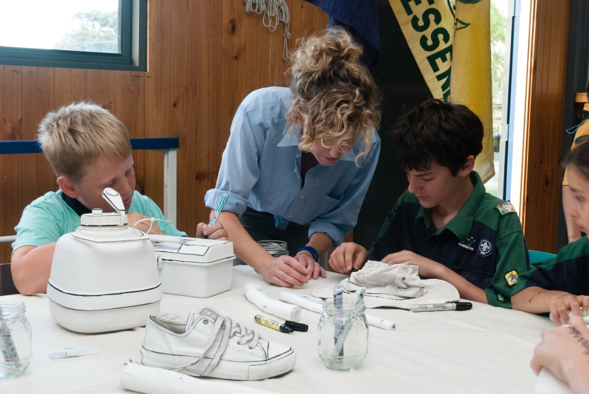 !5th Essendon Sea Scouts Workshops