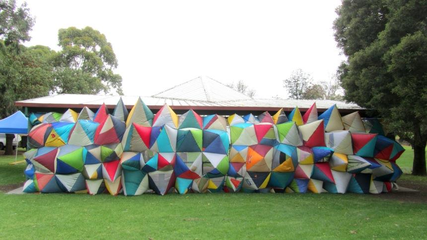 Sky.of.tents Darebin Kite Festival 2016