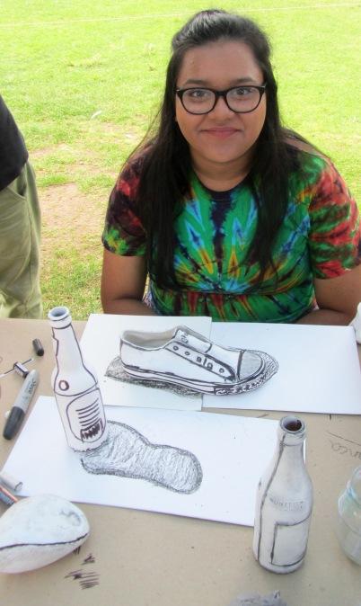 Sketched Workshops LSB2016